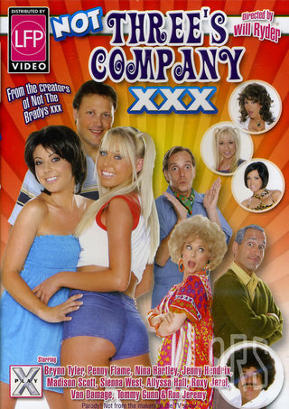 Large Photo of Not Threes Company Xxx