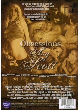 back - Obsessions Of Avy Scott