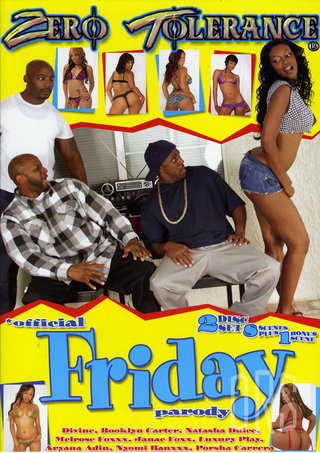 Large Photo of Official Friday Parody