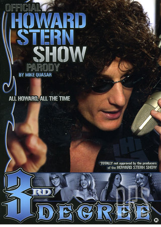 Large Photo of Official Howard Stern Show Parody