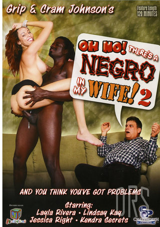 Large Photo of Oh No Theres A Negro In My Wife 2