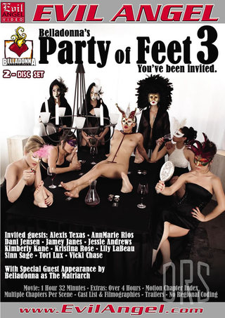 Large Photo of Belladonna's Party of Feet 3