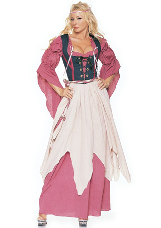 Large Photo of Renaissance Wench Costume