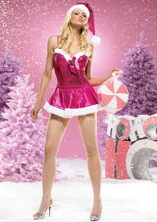 Large Photo of Santa's Helper Costume