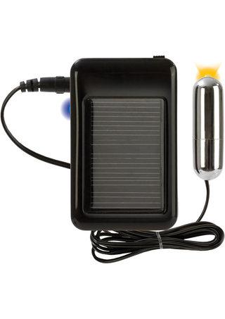 Solar Powered Bullet Sex Toy