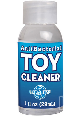 Large Photo of Antibacterial Toy Cleaner 1oz