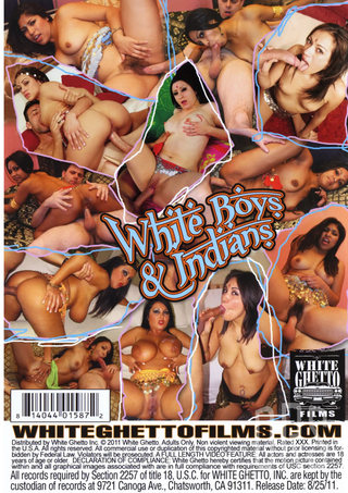 back - White Boys & Indians