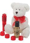 Lover's Teddy Bear & Vibrator Kit