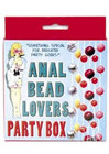 Anal Bead Lovers Party Box