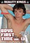 Boys First Time 13