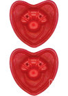 Breast Stimulator Hearts