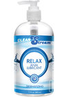 Clean Stream Relax Anal Lubricant 17oz
