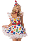 Clownin Around Costume - Small/Medium