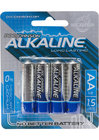 Doc Johnson Size AA Batteries 4 Pack