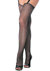 Fishnet Thigh High Without Band