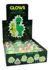 French Ticklers Glow in the Dark 12 Pack