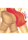 Girdle Hip Up Panty - Nude
