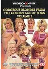 Gorgeous Blondes Golden Age 1