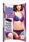 Hidden Dreams Vibrating Bikini Panty