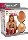 Jamie Lynn Cyberskin Vibrating Love Doll