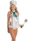 Naughty Chef Costume