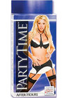 Party Time After Hours Tuxedo Lingerie