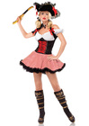 Pirate Wench Costume - Med