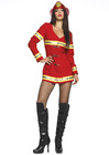 Red Hot Firefighter Costume XL