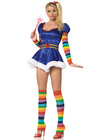 Starburst Girl Costume - Small