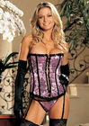 Strapless Tapestry Corset Size 32