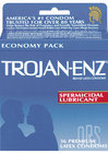 Trojan Enz with Spermicidal Lubricant 36 Pack