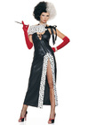 Wicked Cruella Costume - Large